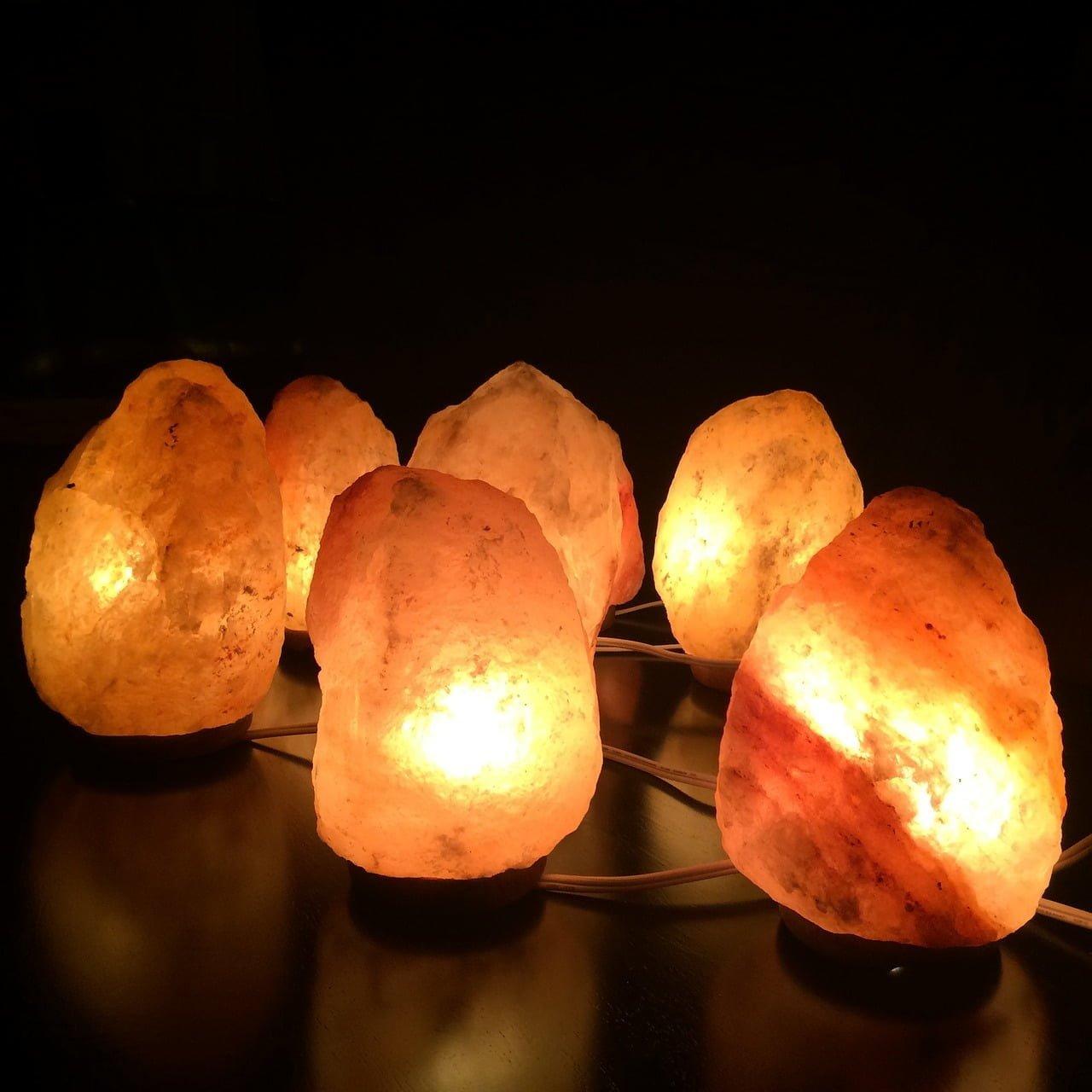 La Lampe En Cristal De Sel De L Himalaya Verites