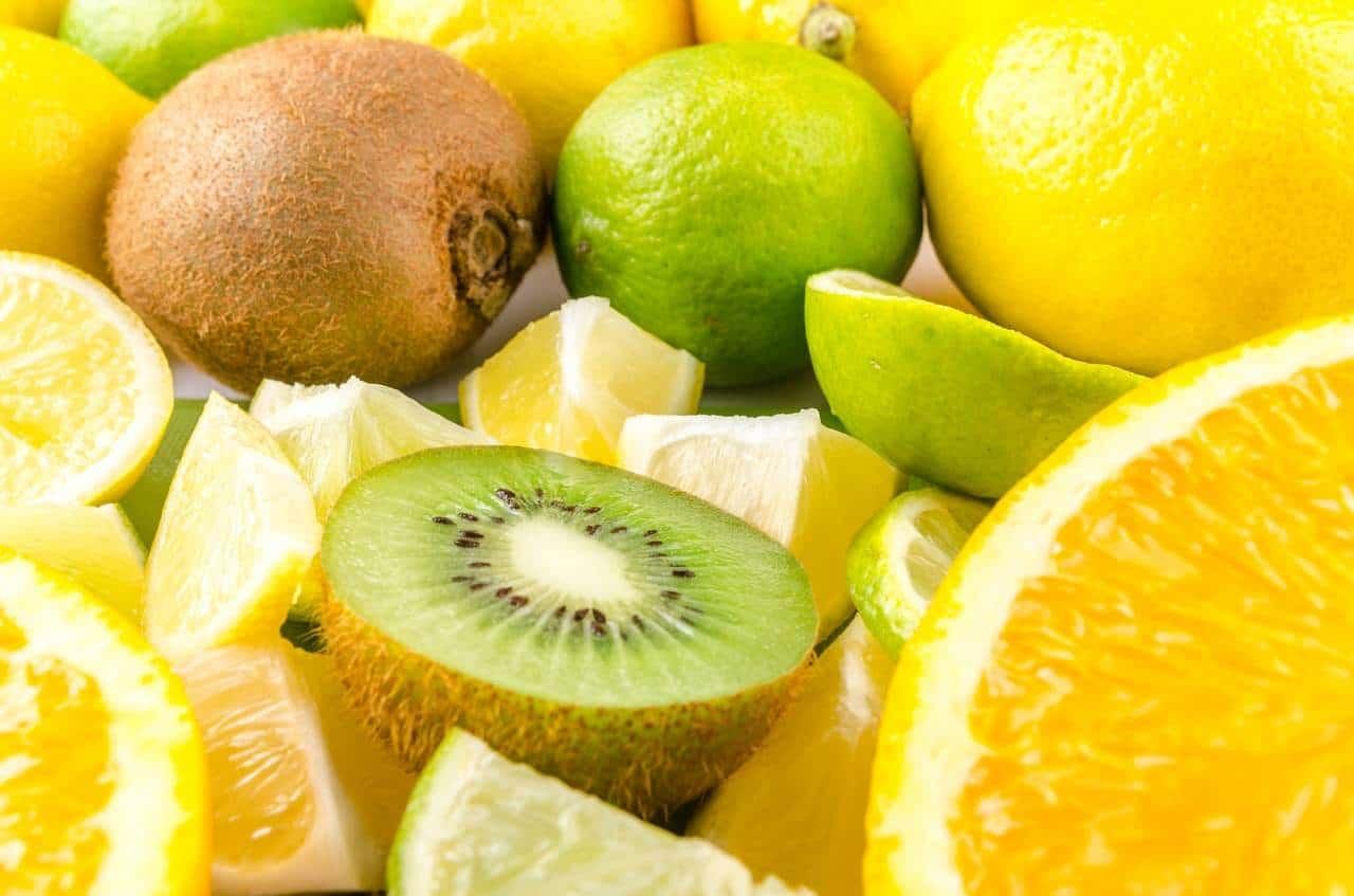 Kiwis et agrumes : fruits et légumes de février