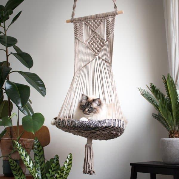 Balancelle pour chat